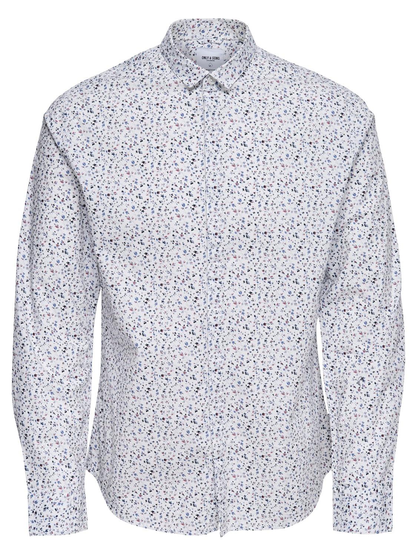 Only & Sons Onstodd Shirt Bloemenprint