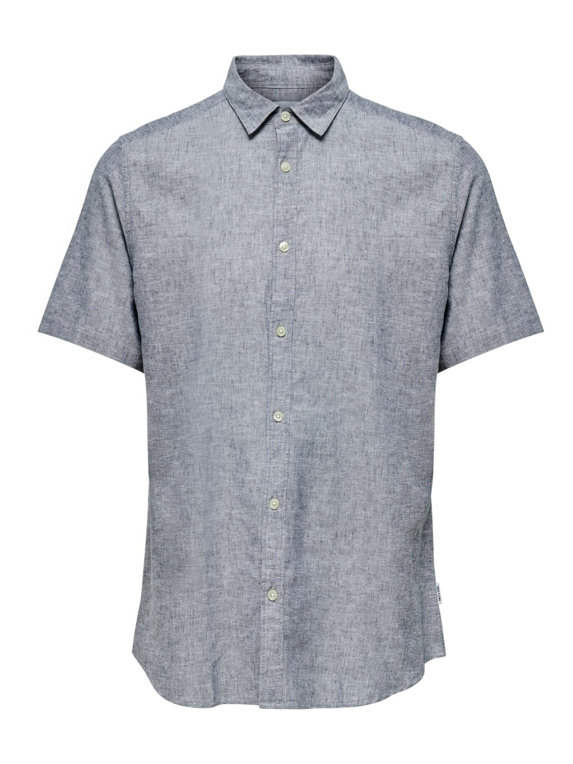 Only & Sons Onscaiden Linen Shirt