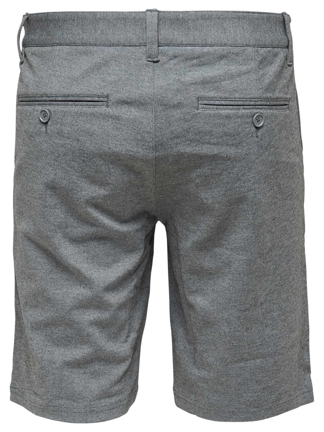 Only & Sons Only & Sons Mark Shorts Grey Melange