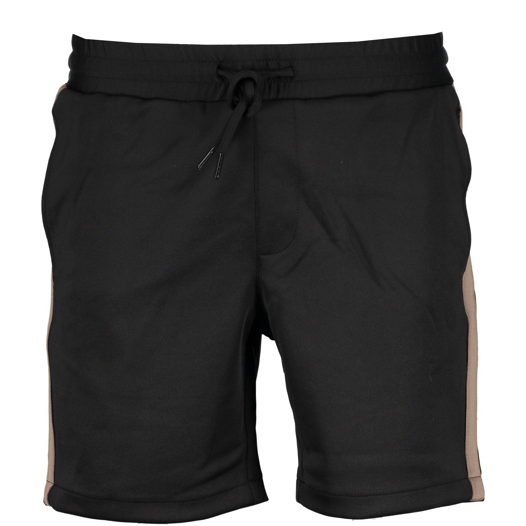 Just Junkies Just Junkies Alfred Track Shorts Black