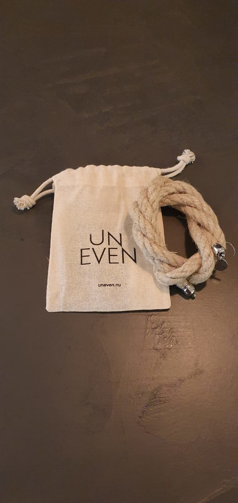 Uneven Oyster Rope