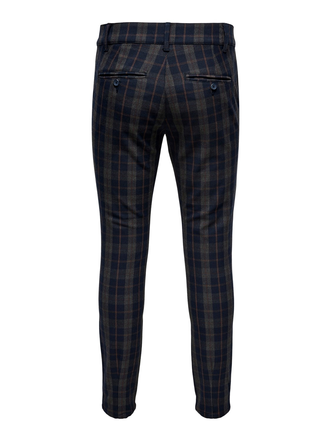 Only & Sons Onsmark Pant Check 7046 Noos