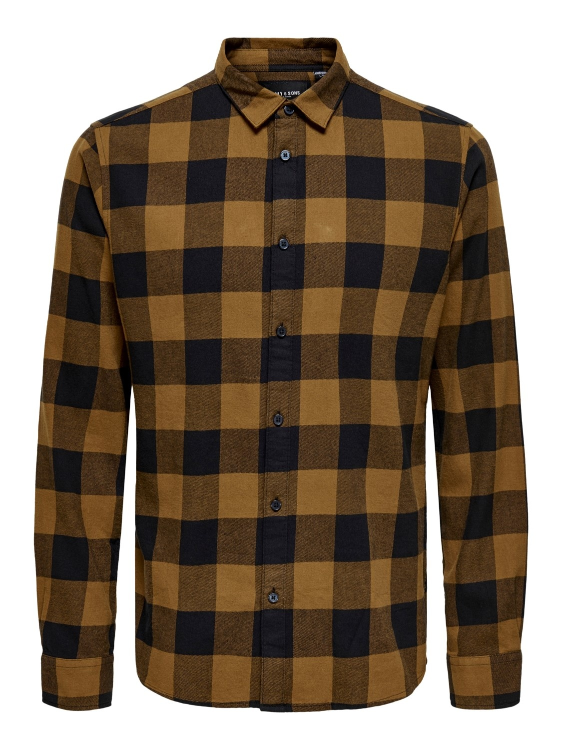 Only & Sons Onsgudmund Checked Shirt Noos