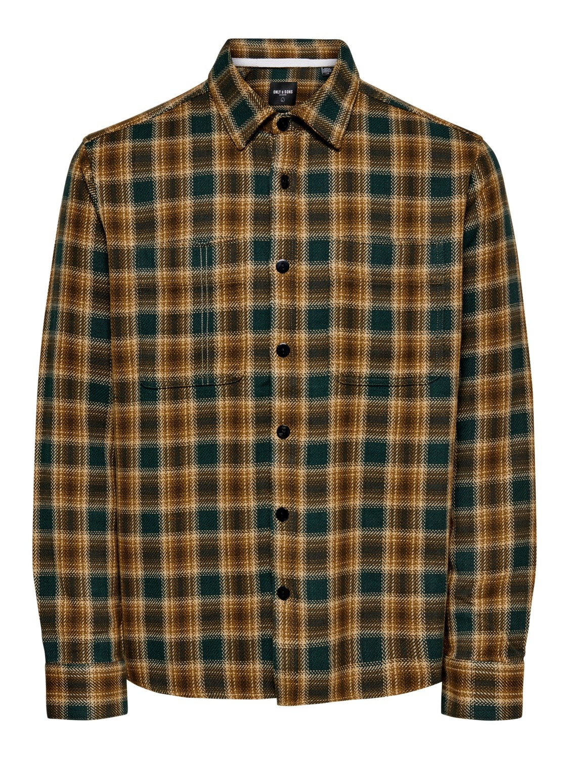 Only & Sons Onsbrody Heavy Check Shirt