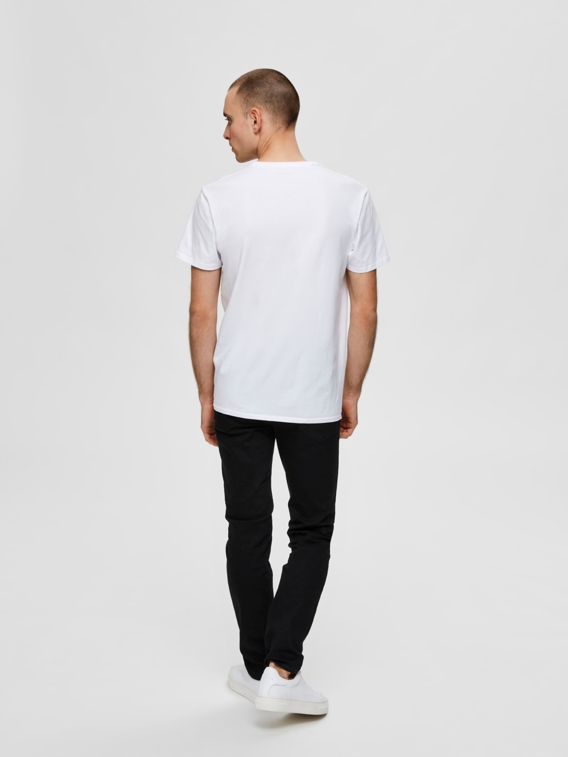 Selected Selected O-Neck 3 Pack