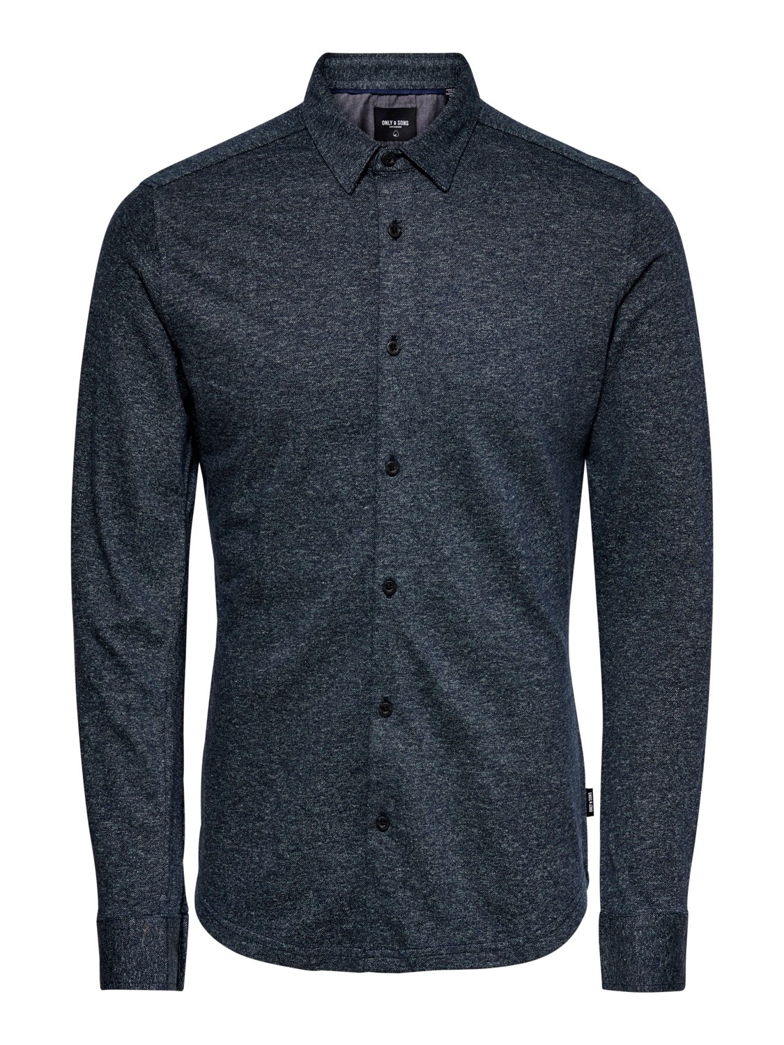 Only & Sons Onsgabriel Knitted Melange Shirt