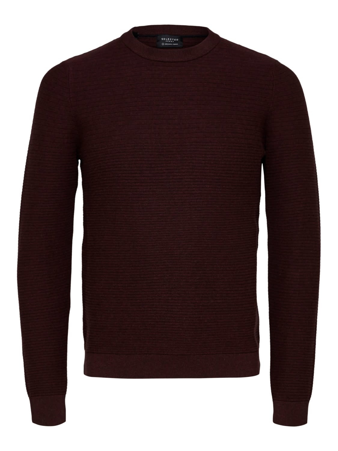 Selected SLHCharlton Crew Neck Camp Port Royale
