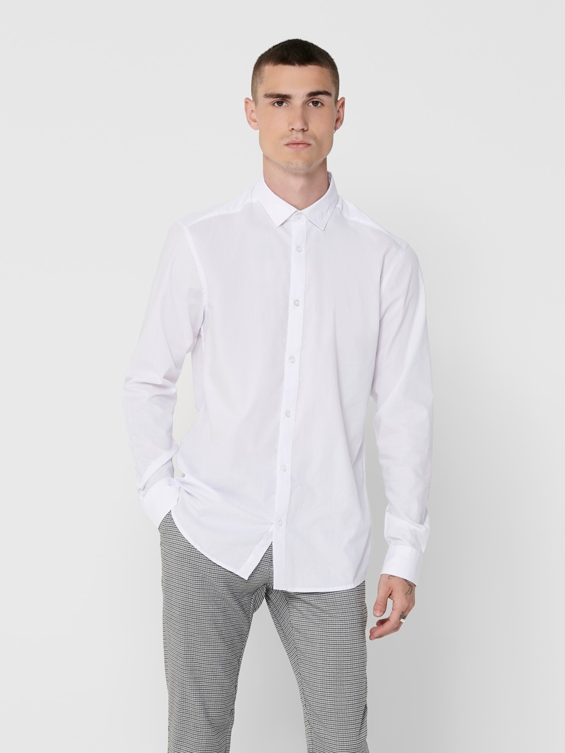 Only & Sons Onsbart Shirt Organic Noos