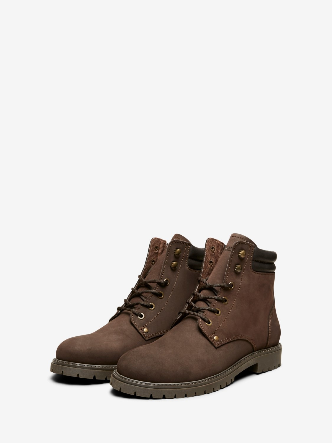 Selected SLHMichael Nubuck Boot