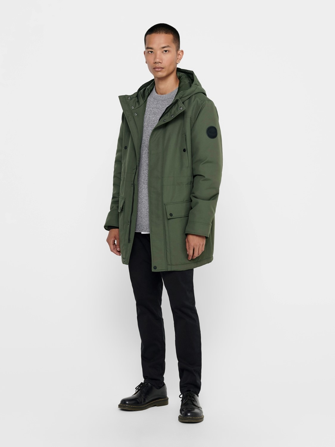 Only & Sons Onspeter Technical Parka Noos