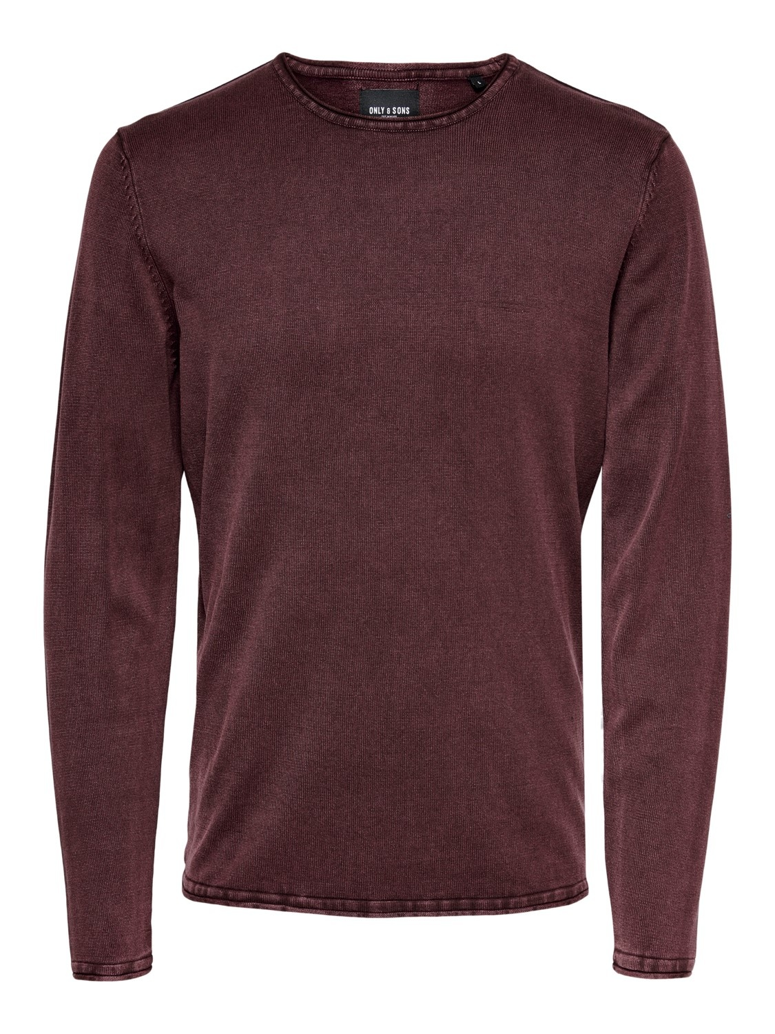 Only & Sons Onsgarson Wash Crew Neck Knit Noos
