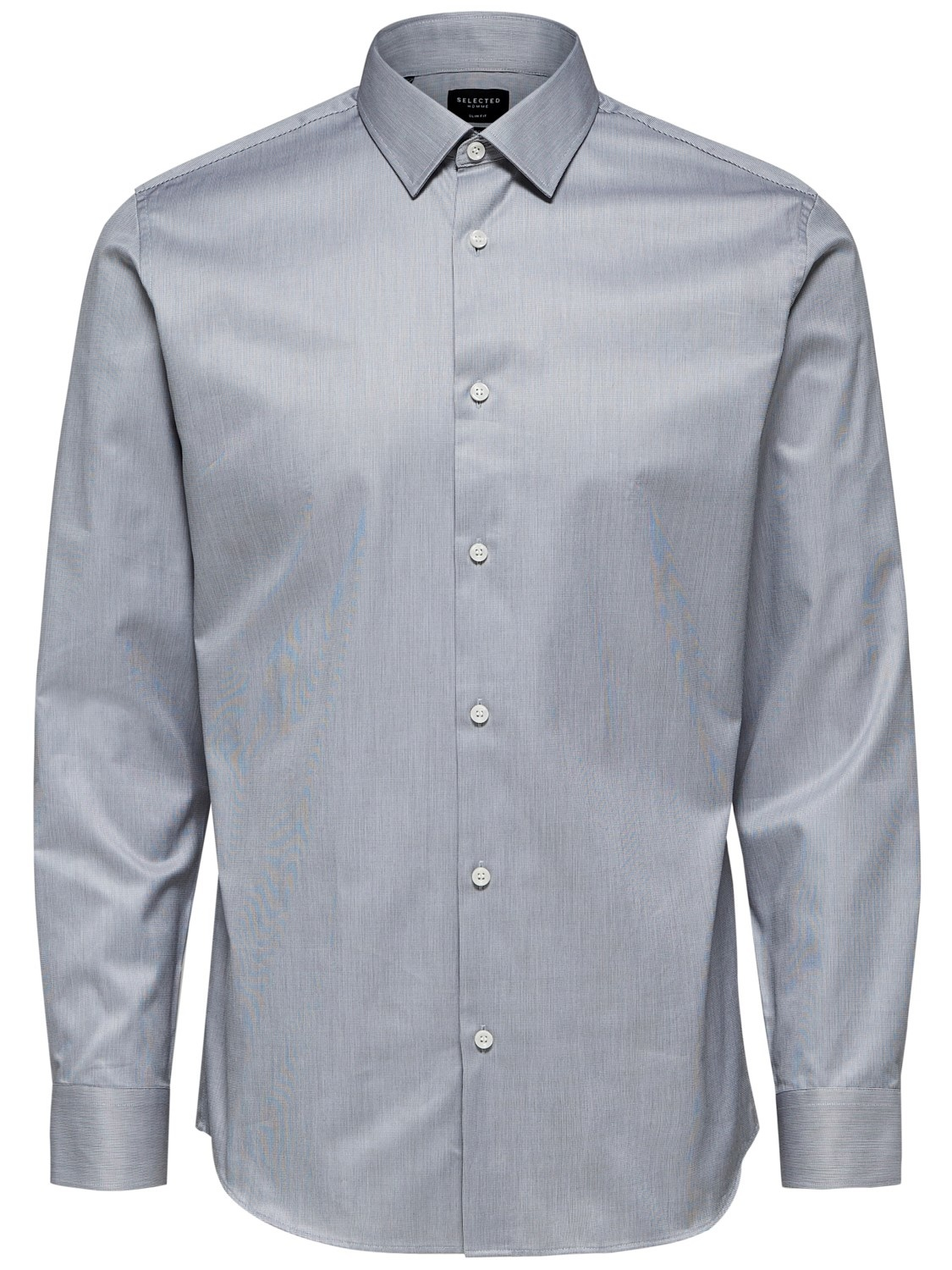 Selected SLHSlimpen Pelle Shirt