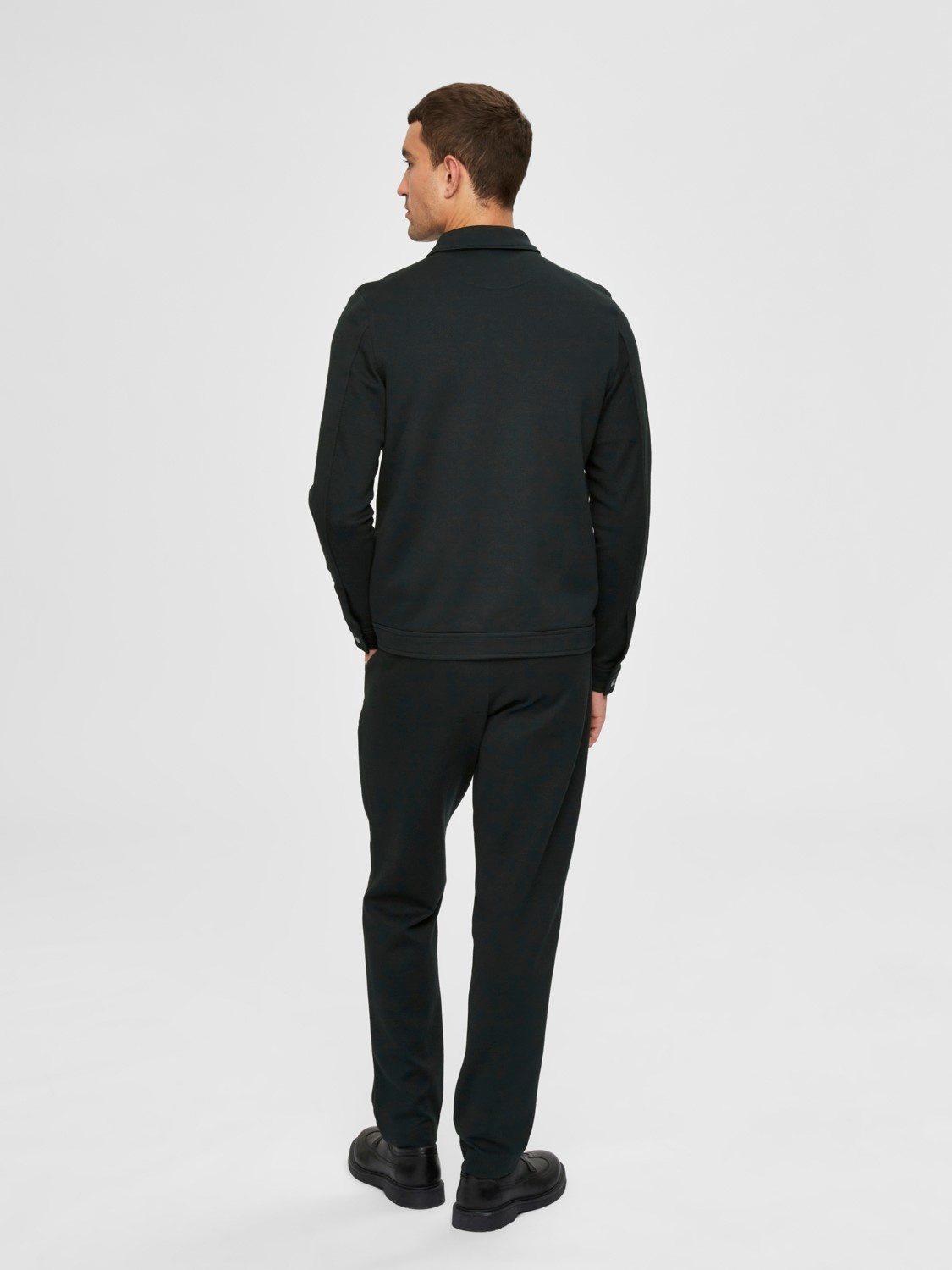 Selected SLHRegfred Hybrid Jacket