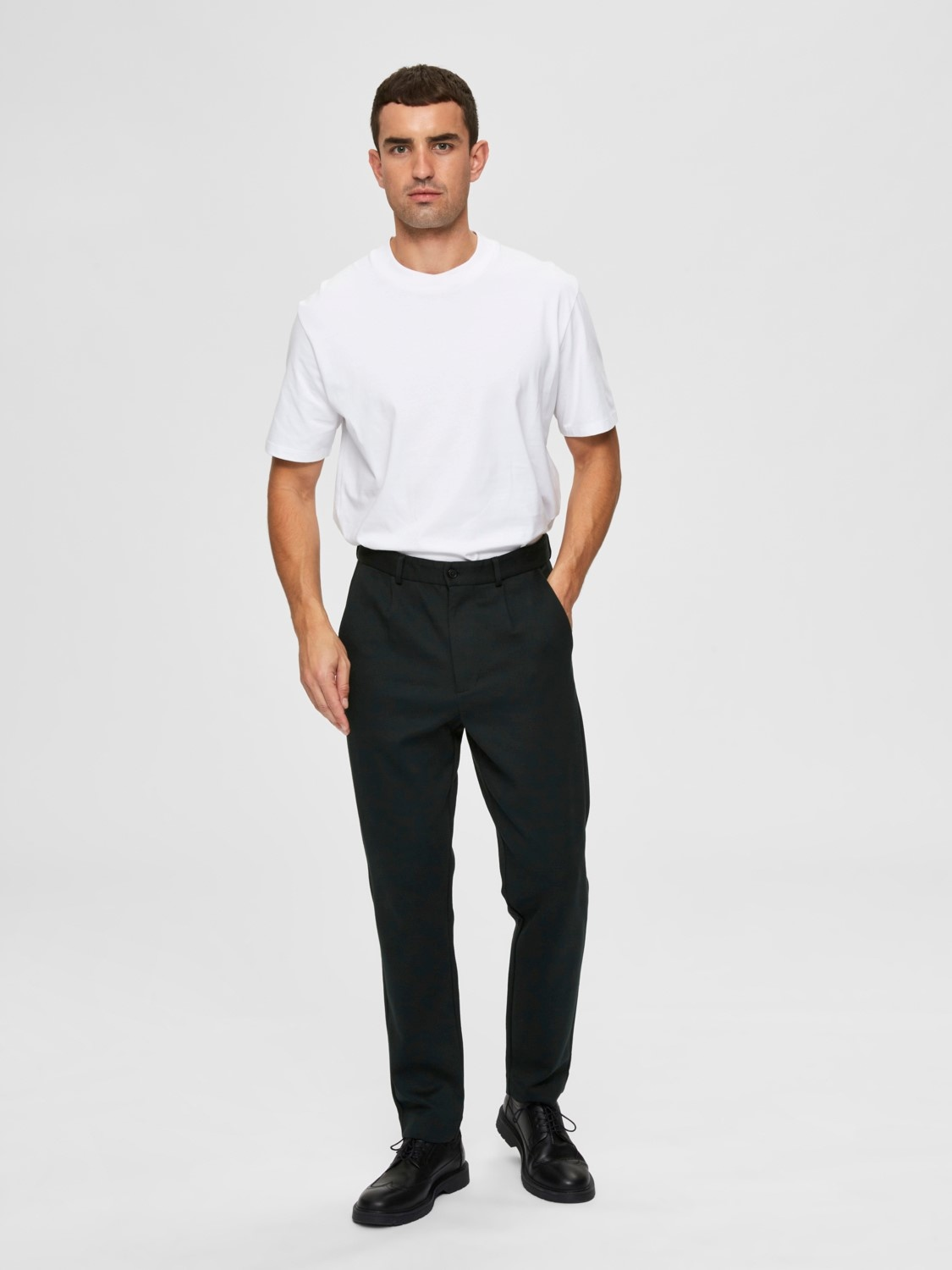 Selected SLHRegfred Hybrid Trousers