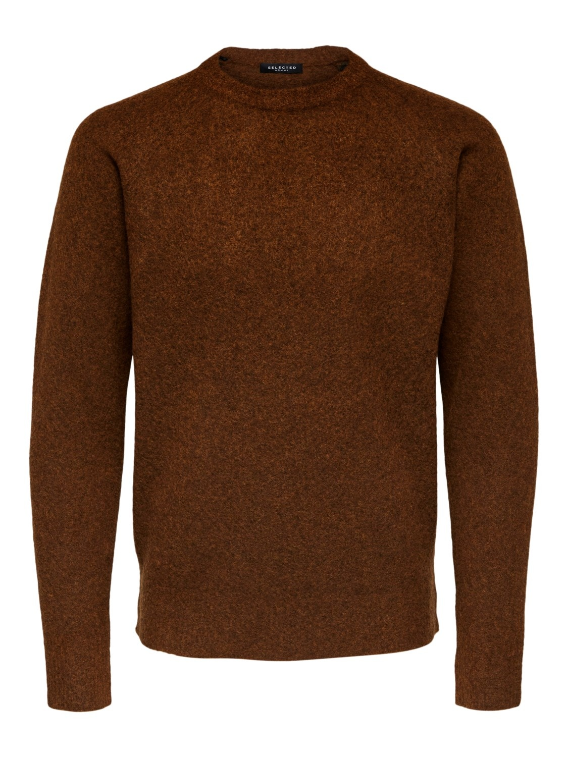 Selected SLHJerry Wool Crew Neck