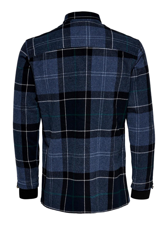 Only & Sons Onsjacob Rib Detail Shirt