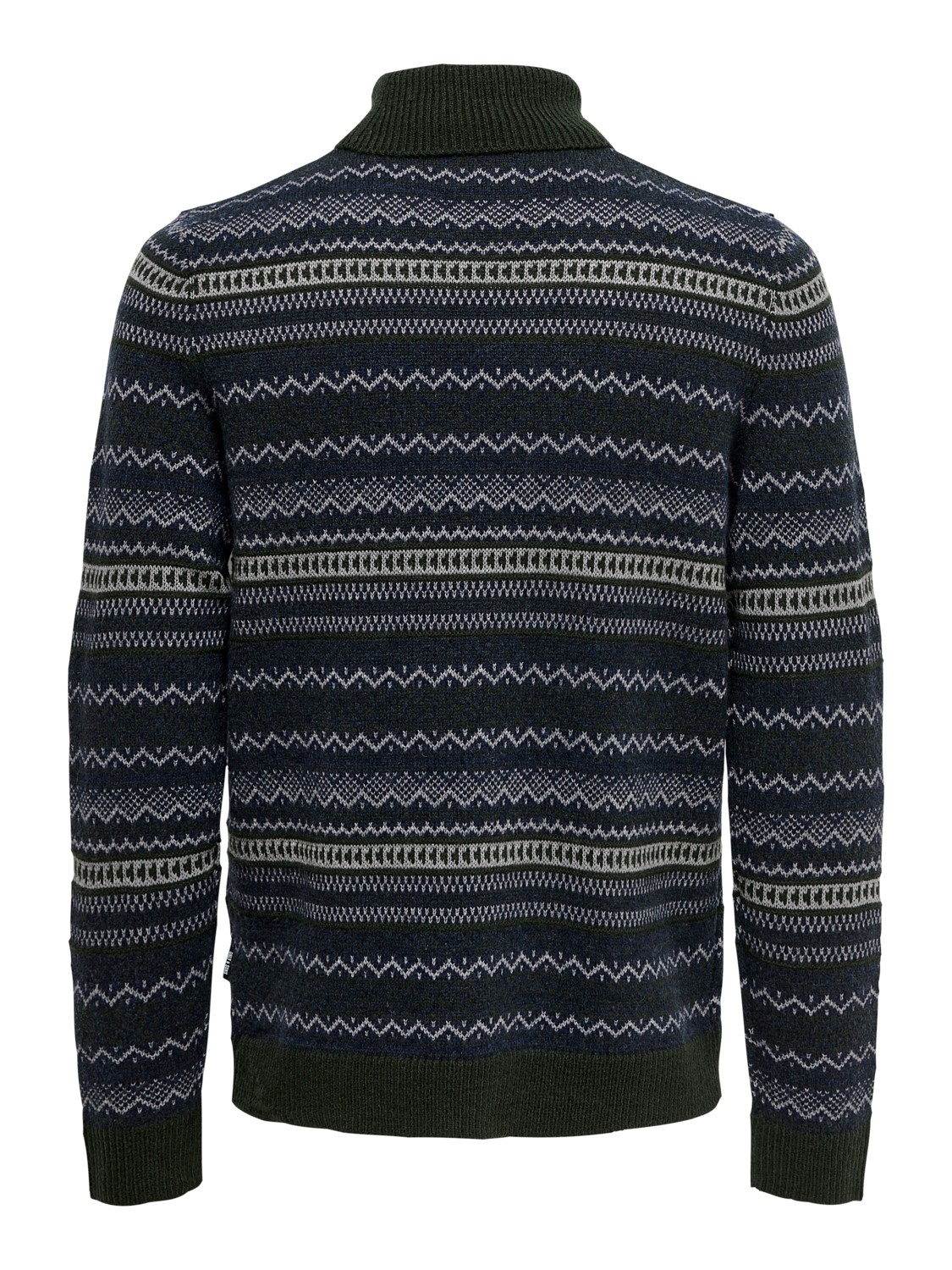 Only & Sons Onshoward Roll Neck Knit