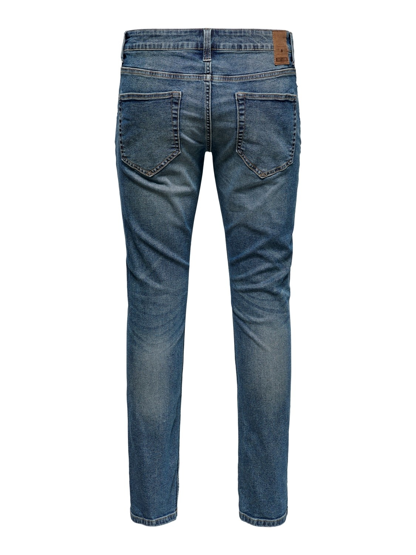 Only & Sons Onsloom Slim Blue 7093