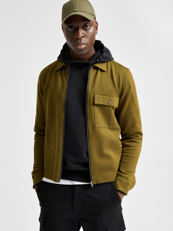 Selected SLHregjamie Sweat Jacket