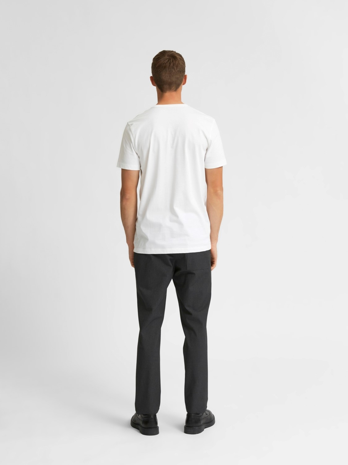 Selected SLHregroxy O-Neck T-shirt