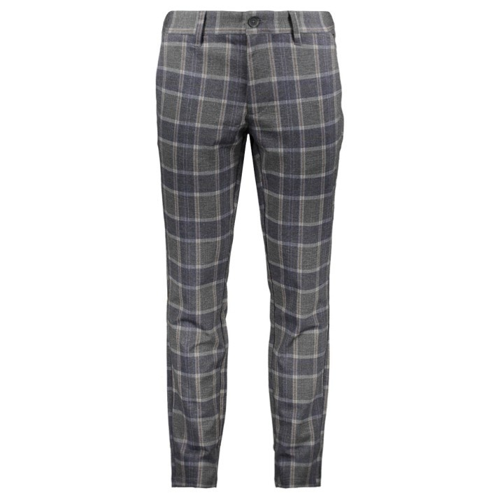 Only & Sons Only & Sons Mark Pants Check Cinnabar