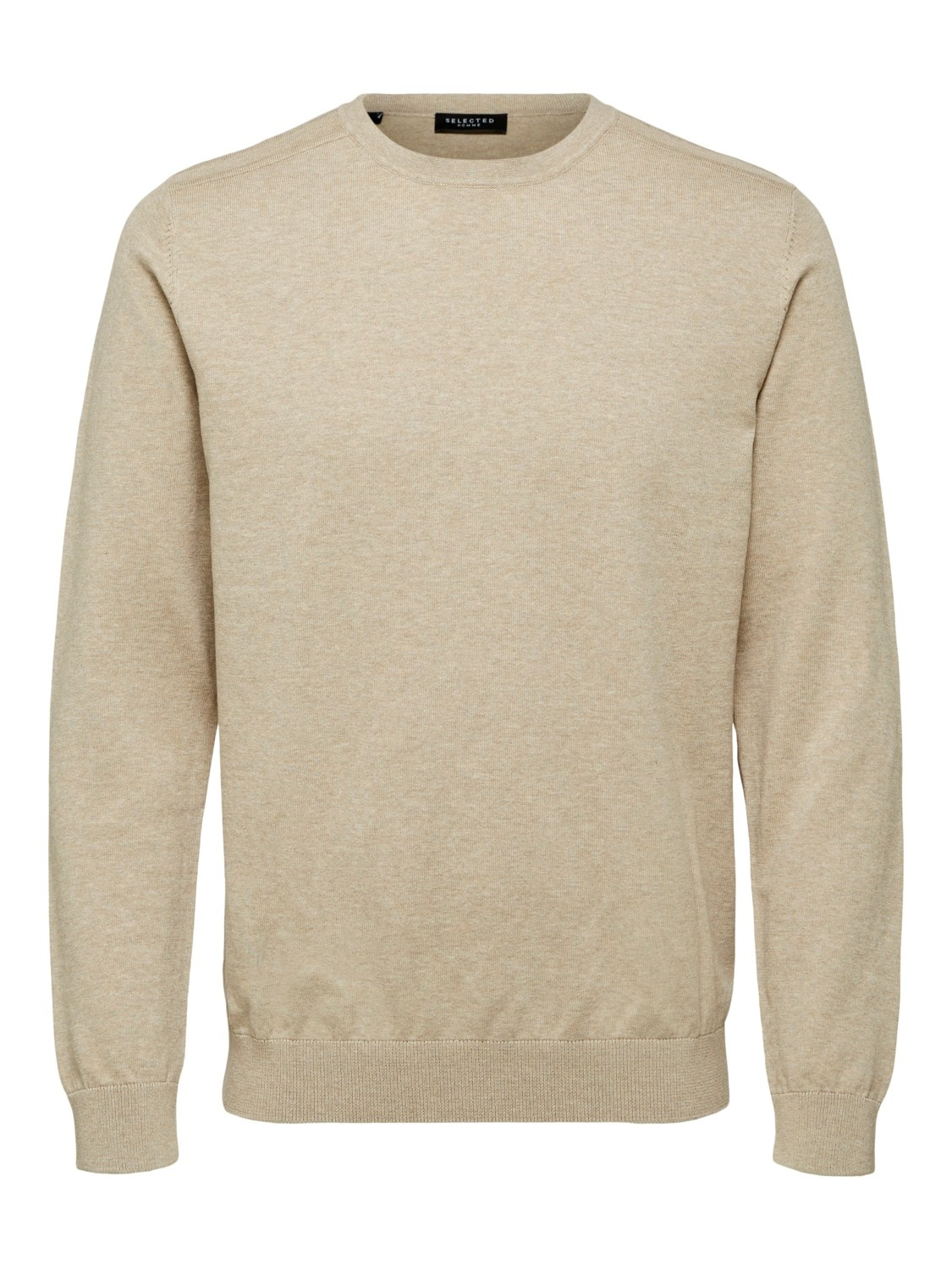 Selected SLHberg Crew Neck Noos