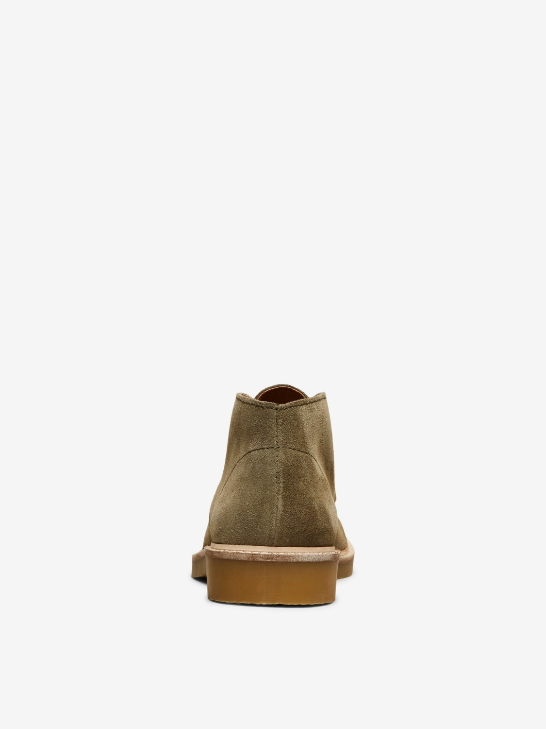 Selected SLHLuke Suede Chukka Boot