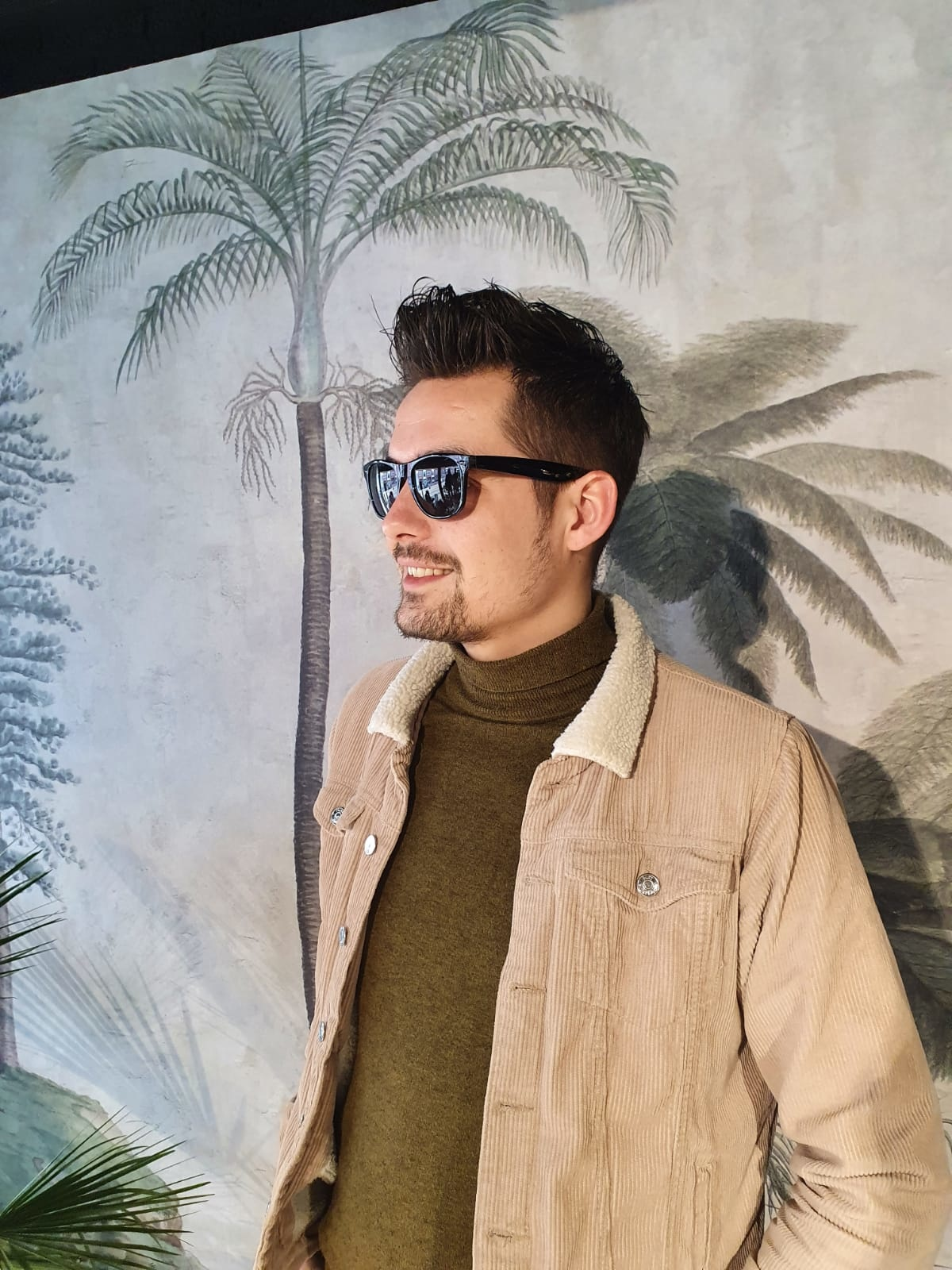 Selected SLHbob Sunglasses w. Display S4821-00