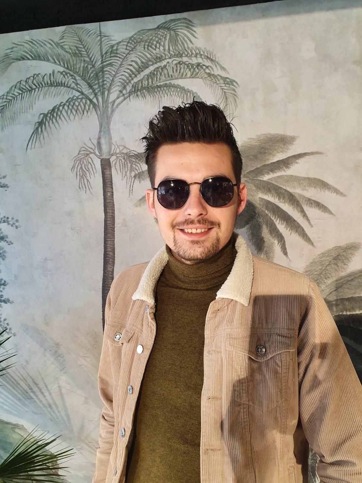 Selected SLHbob Sunglasses w. Display S6115-00