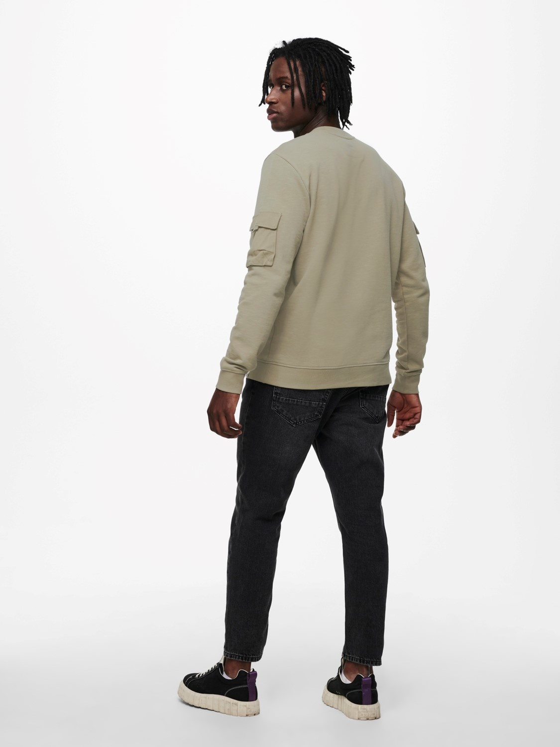 Only & Sons Onsnino Sweat 9096