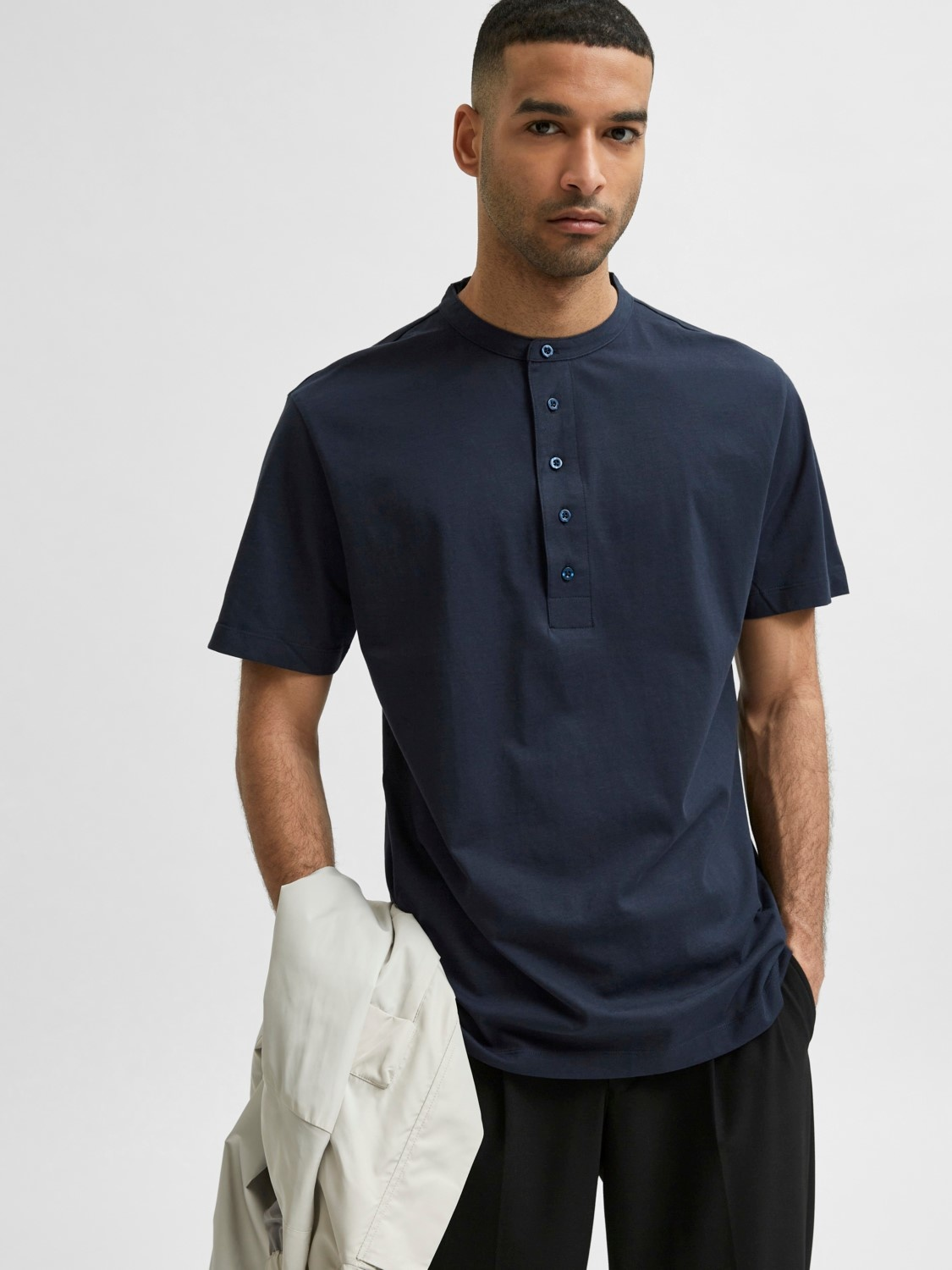 Selected SLHrelaxvista Polo