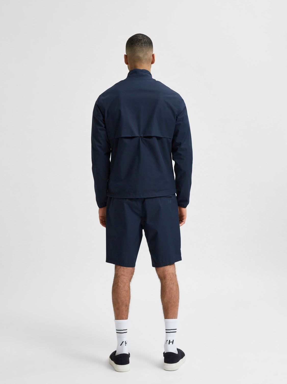 Selected SLHBrady Hybrid Nylon Jacket