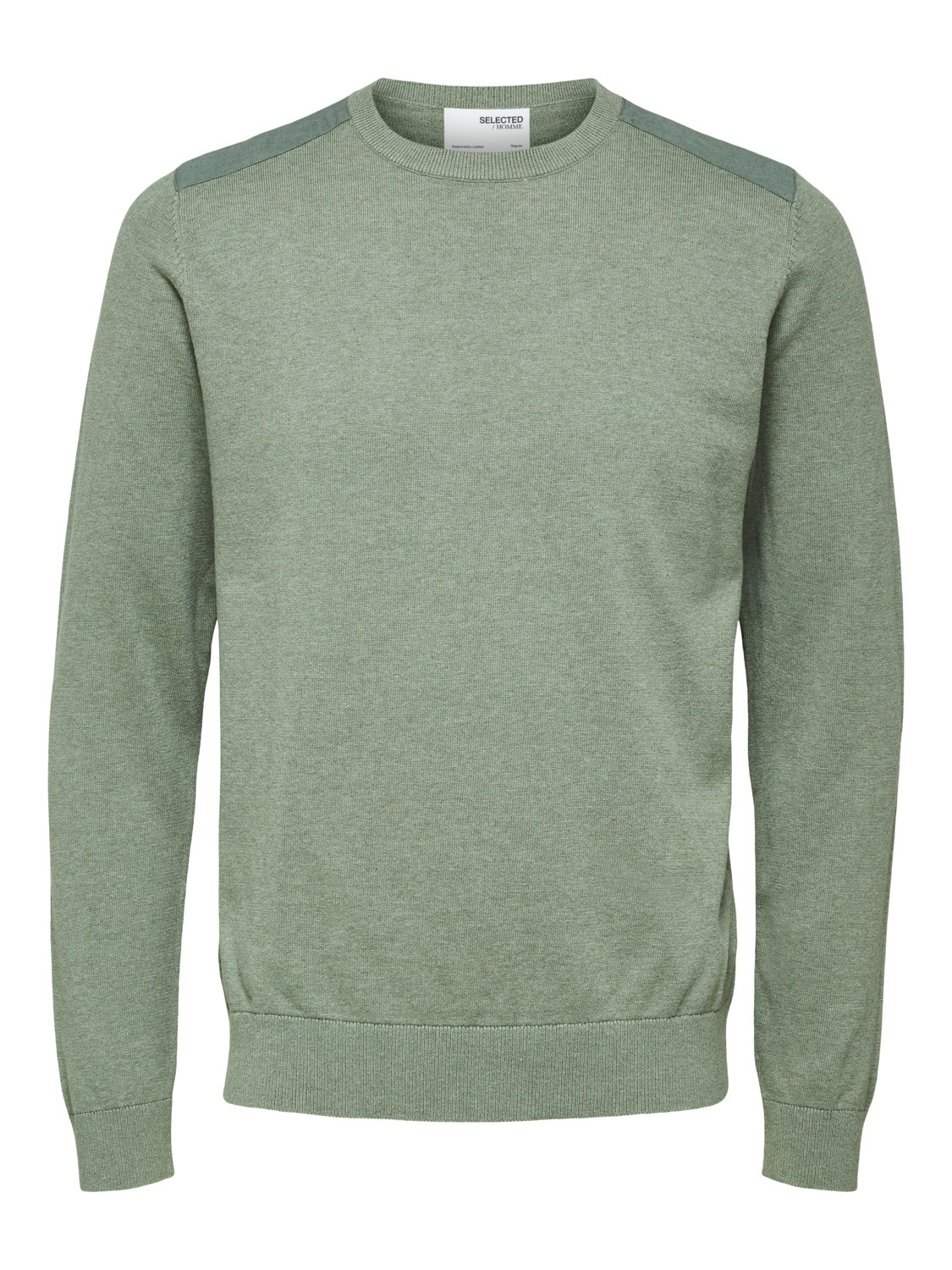 Selected SLHkeston Knit Crew Neck