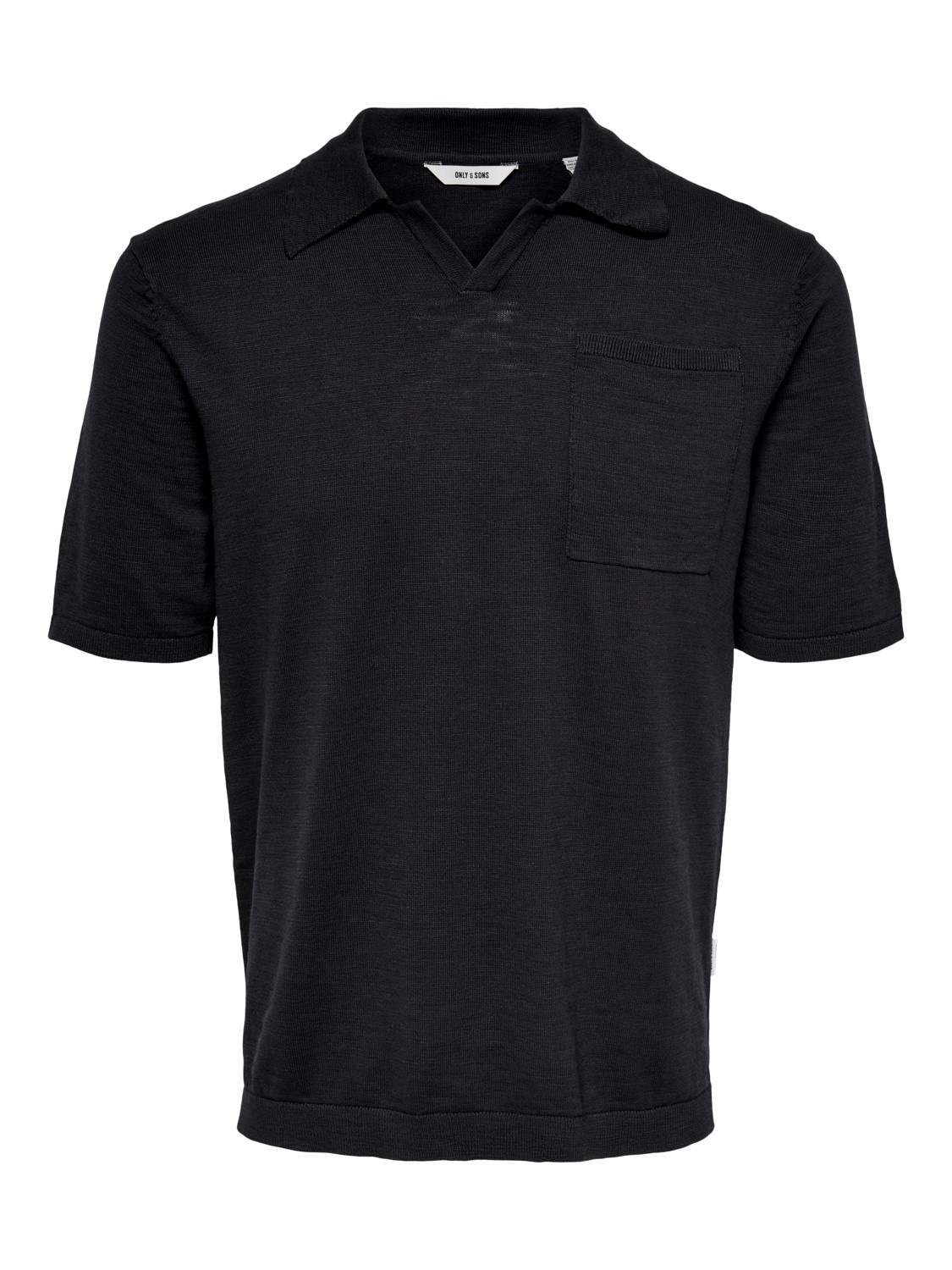 Only & Sons Onsace Polo Knit Noos