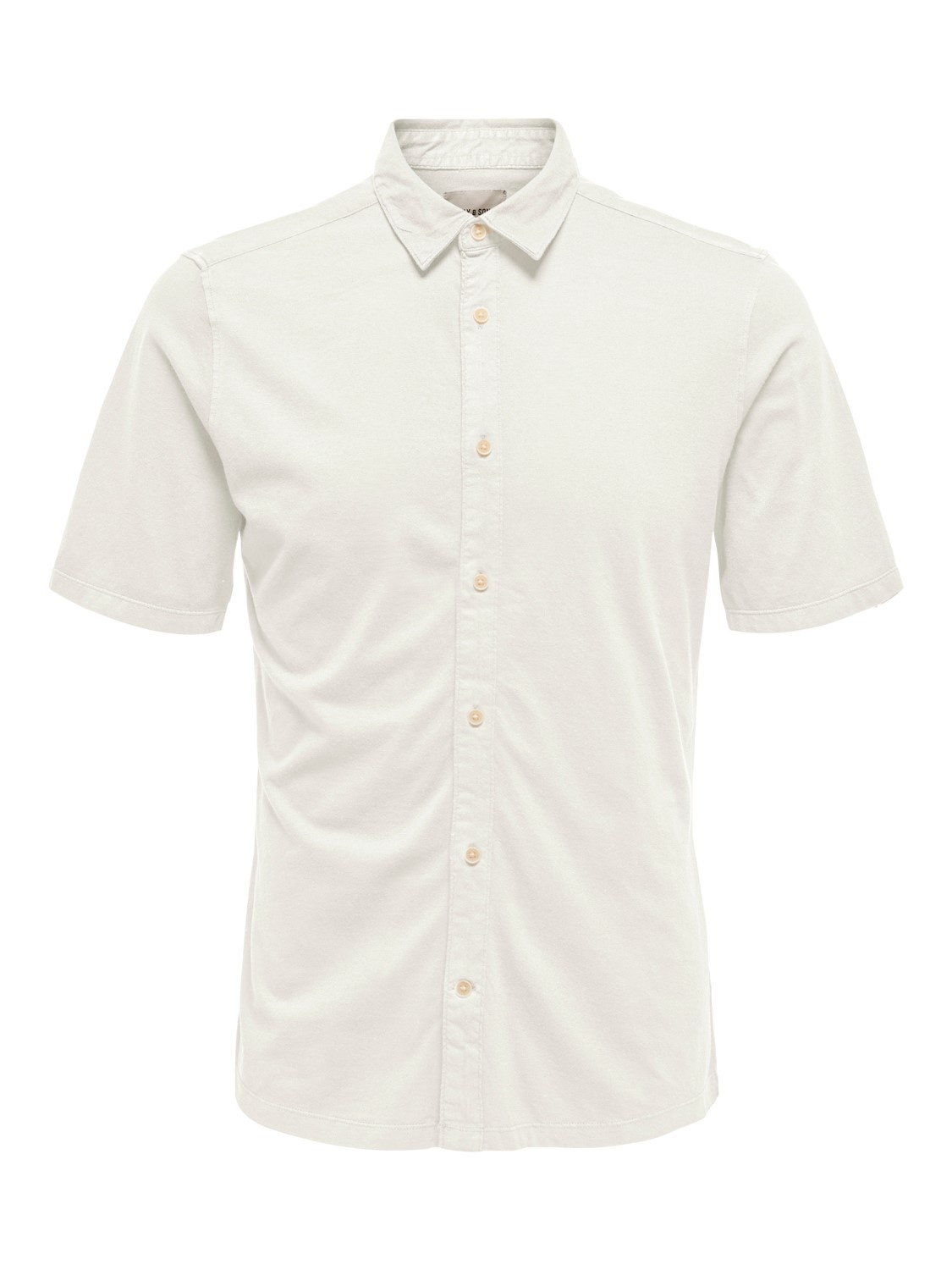 Only & Sons Onssemir Life Overdyed Knitted Shirt