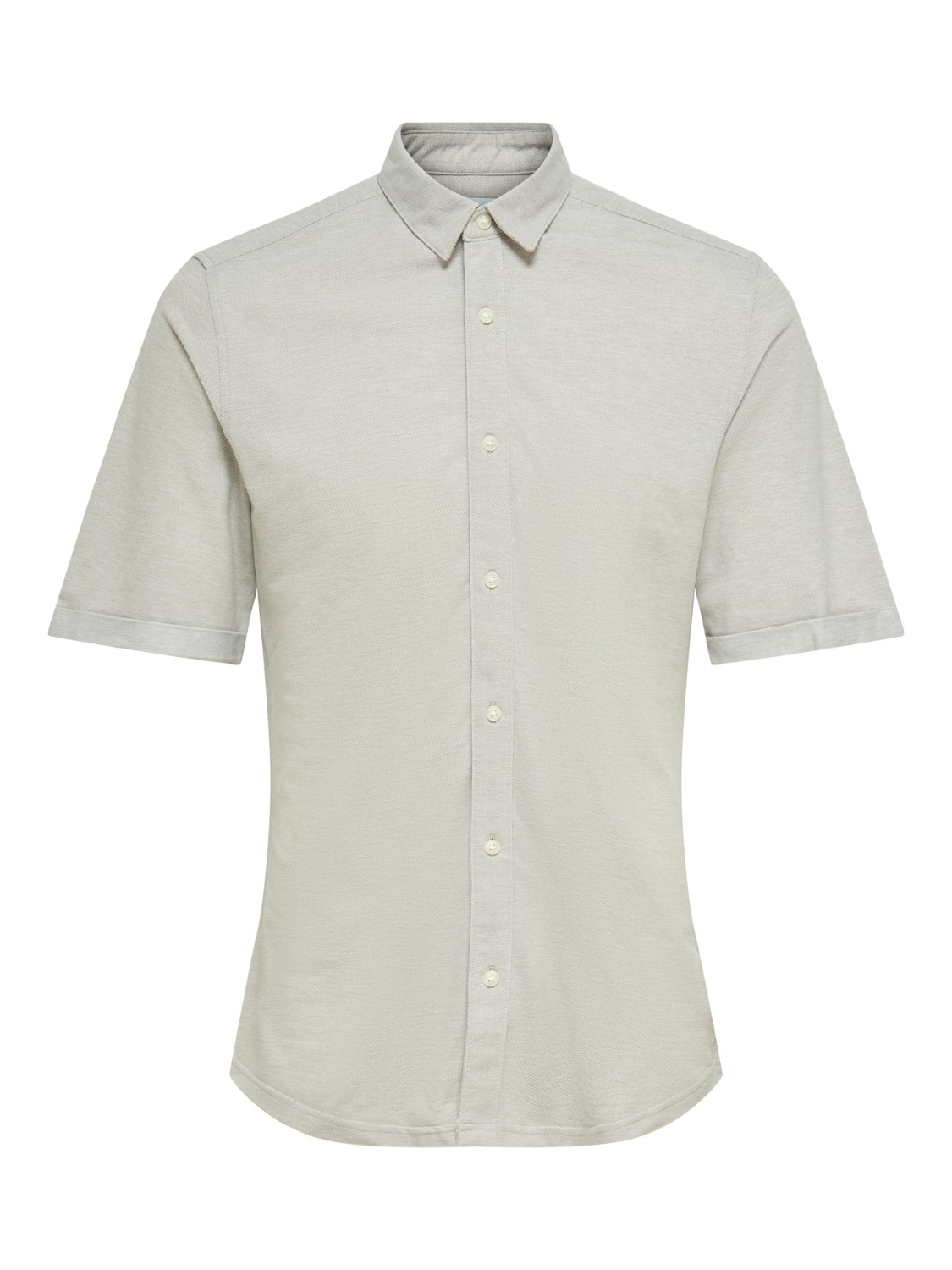 Only & Sons Onscuton Organic Pique Shirt