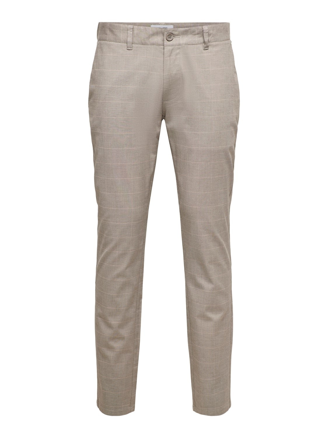 Only & Sons Onsmark Pant Check 9638