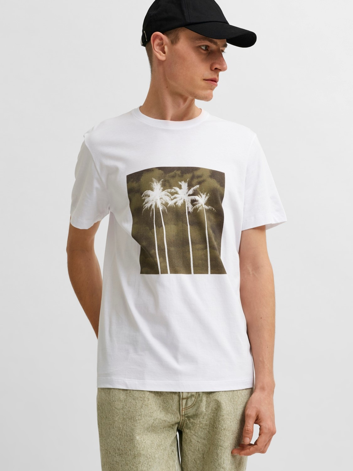 Selected SLHPent O-Neck Tee