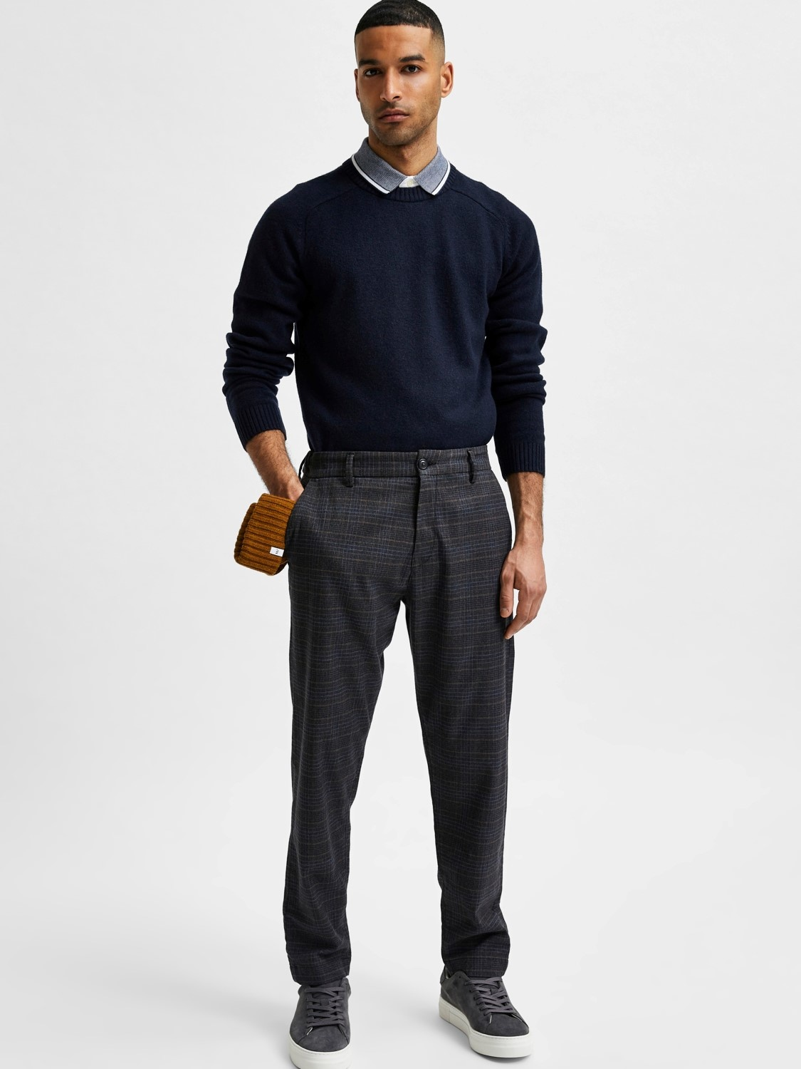 Selected SLHSlimtapered York Pants Noos