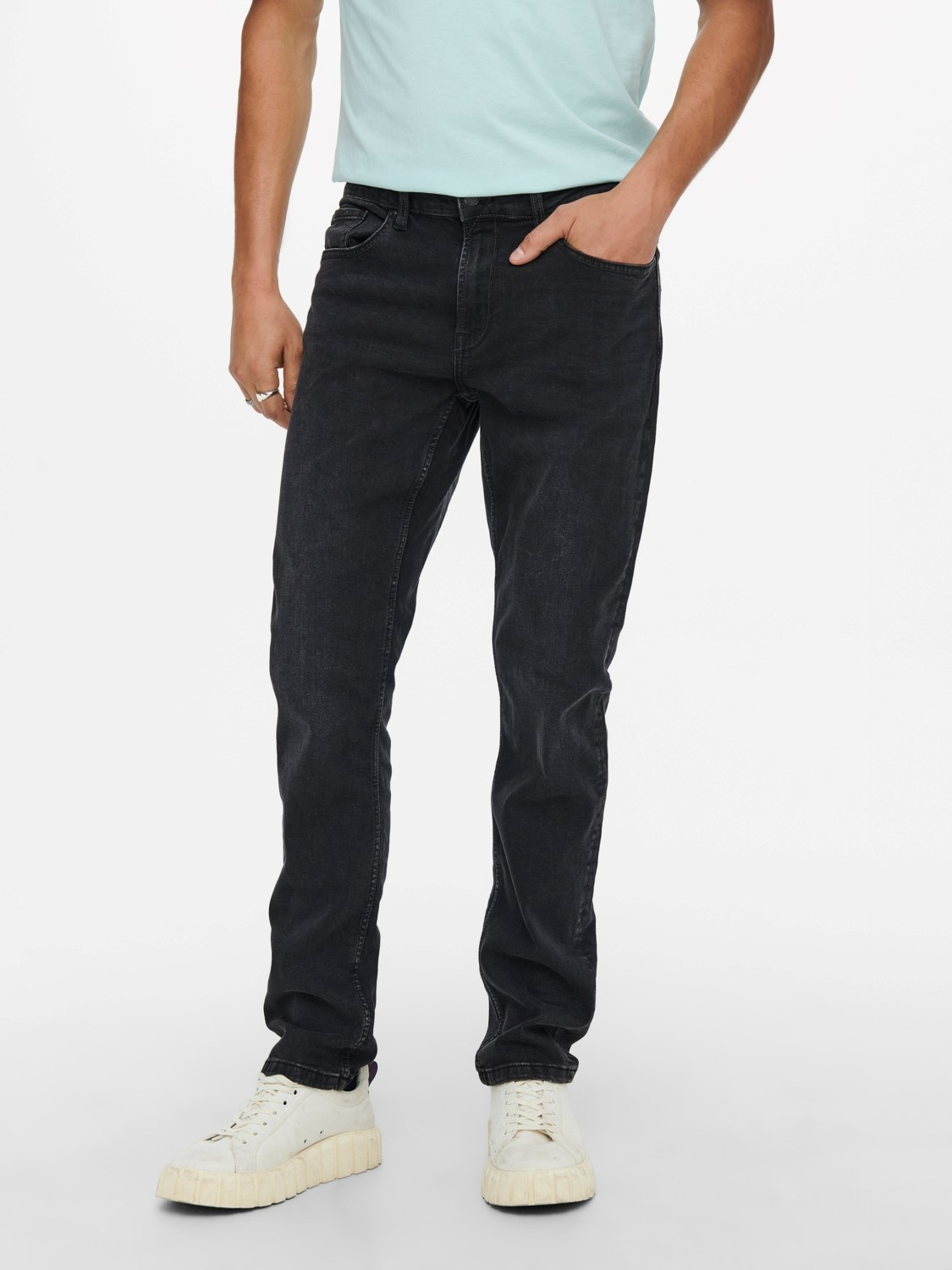 Only & Sons Onsweft Regular Black 9822 Noos