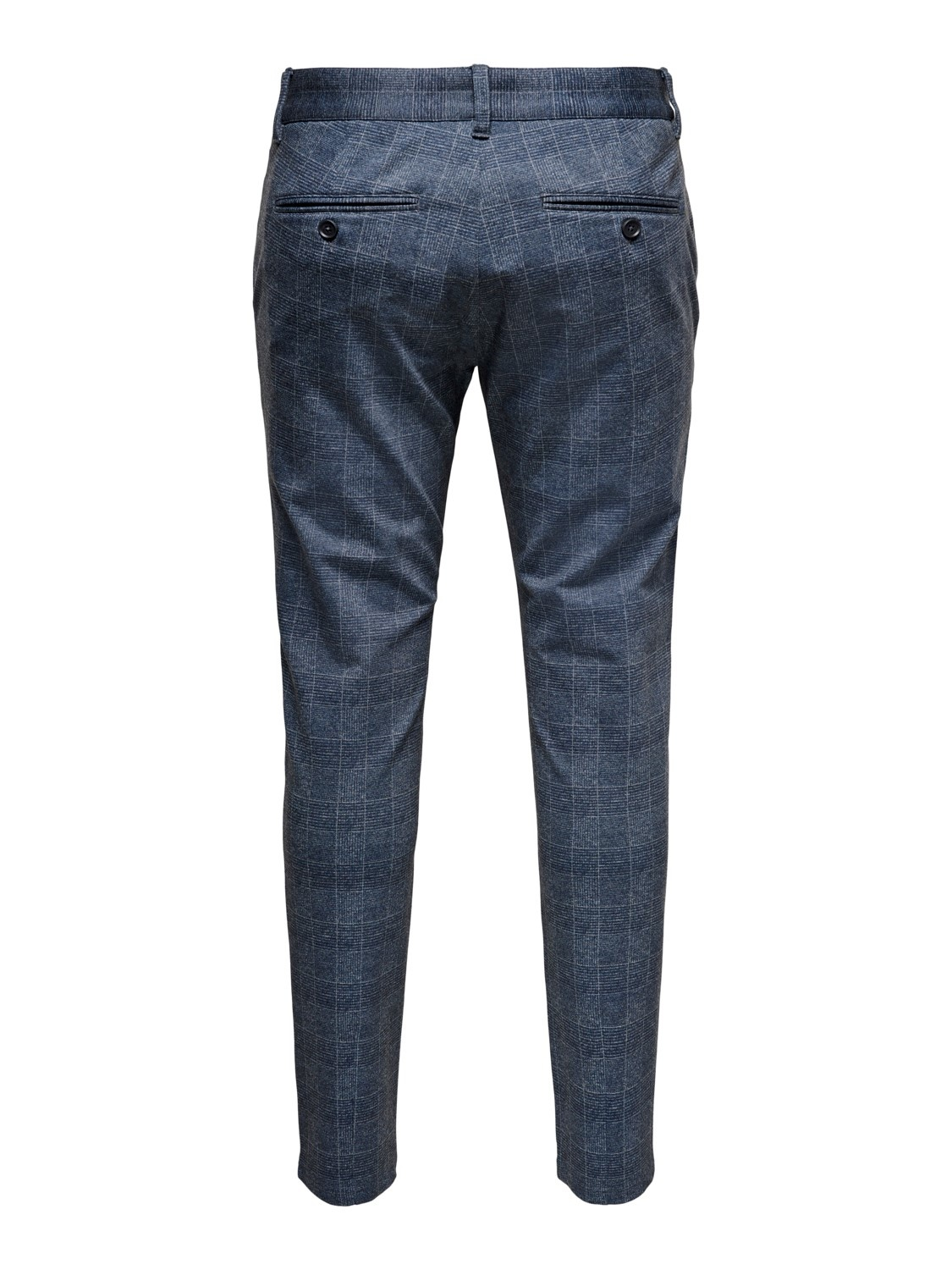 Only & Sons Onsmark Pant Check 9887 Noos