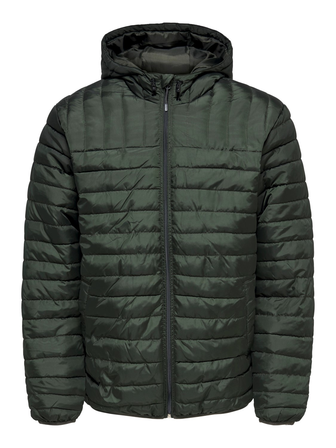 Only & Sons Onspaul Quilted Hood Jacket