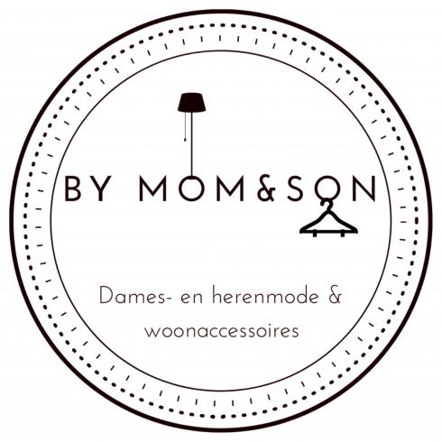 By Mom&Son, de winkel voor de nieuwste fashion en woonaccessoires.