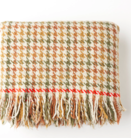 DECOPUR PLAID PIED DE POULE