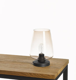 MARCKDAEL TAFEL LAMP SMALL TULIP GLAS TOPAZ