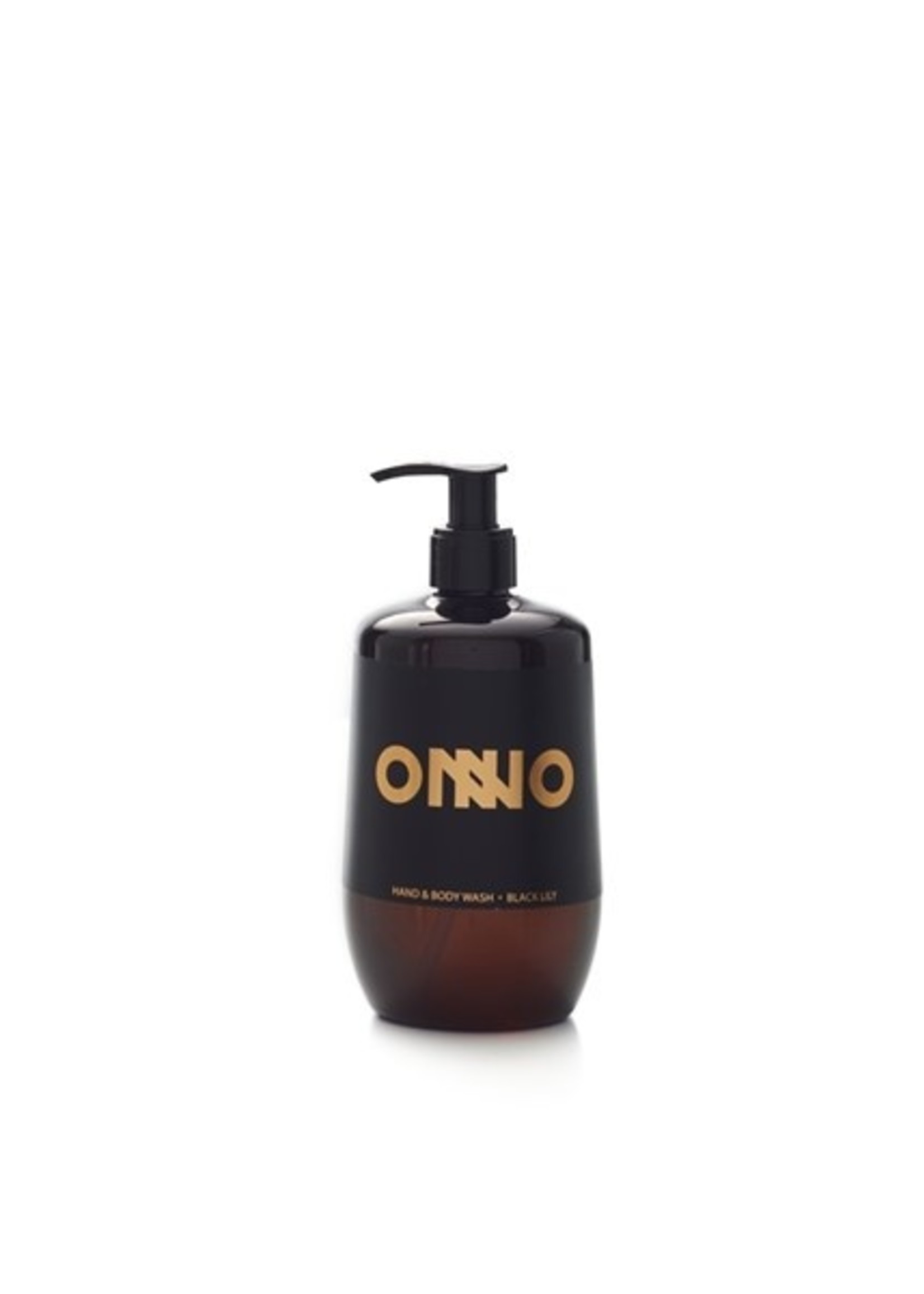 ONNO COLLECTION Onno Hand & Body Wash Black Lily