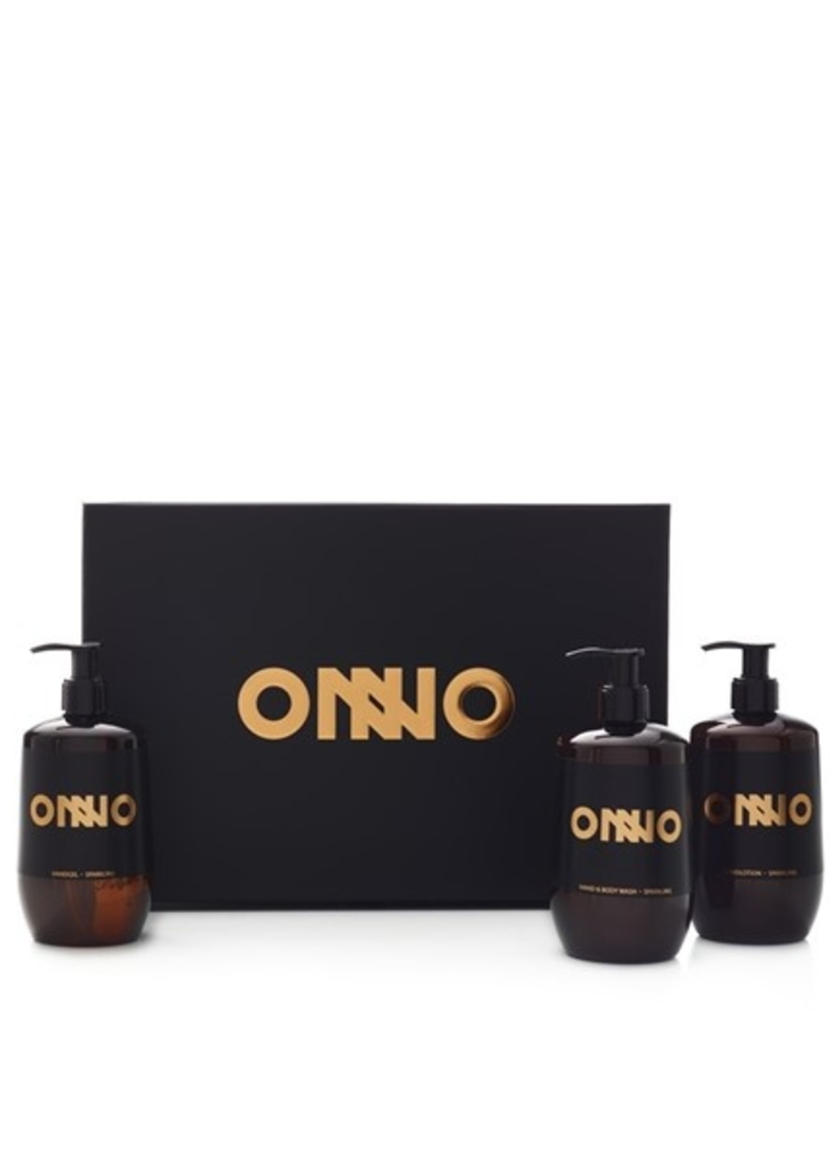 ONNO COLLECTION Onno hand & Body GIFTBOX Sprankling