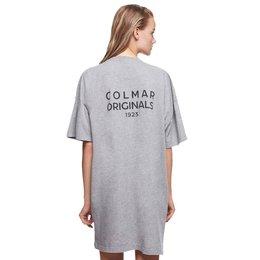 Colmar Solid Color T-Shirt Sakura Grey