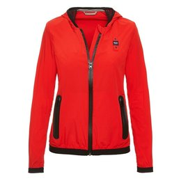 Blauer Eva Matte Jacket With Hood