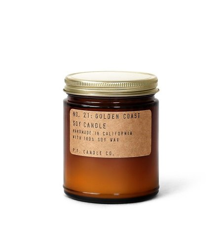 PF. Candle Co. Golden Coast Standard Candle